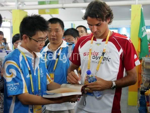 Roger Federer y los JJOO 021632949
