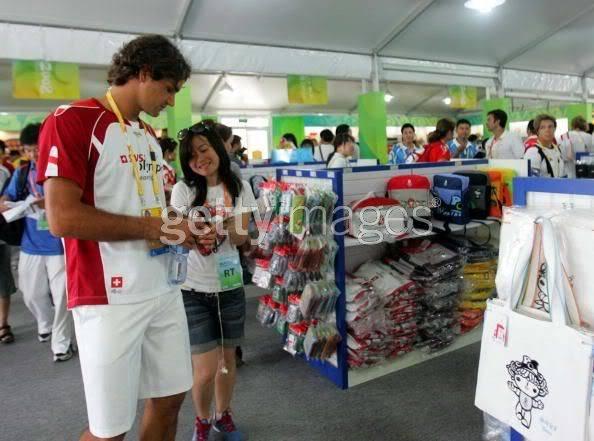 Roger Federer y los JJOO 021632951