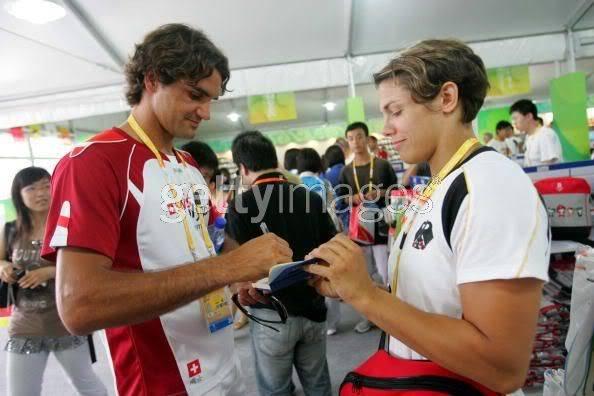 Roger Federer y los JJOO 021632955