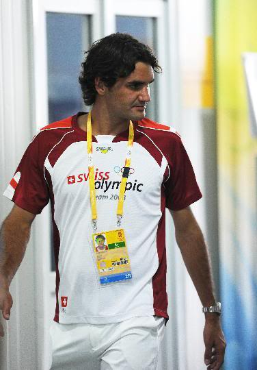 Roger Federer y los JJOO 021632958