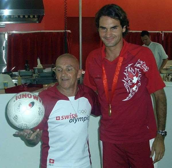 Roger Federer y los JJOO 021632966