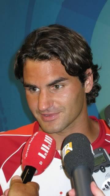 Roger Federer y los JJOO 021632992