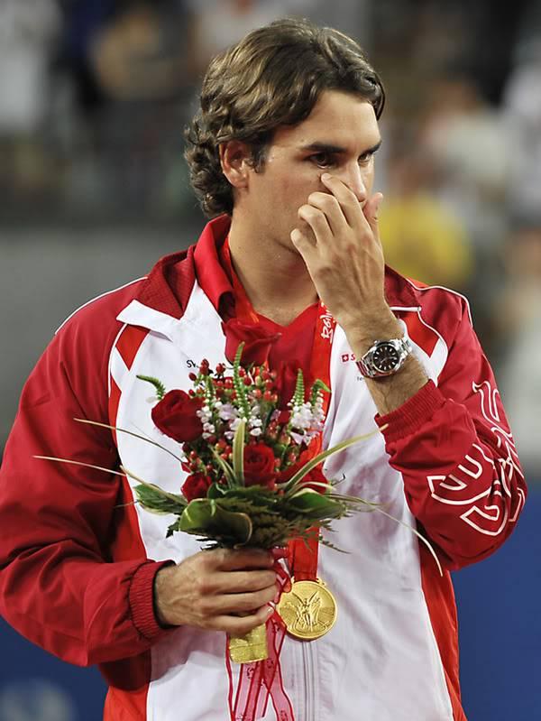 Roger Federer y los JJOO 021633017