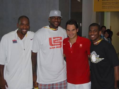 Roger Federer y los JJOO 021633254
