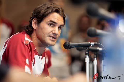 Roger Federer y los JJOO 021633259