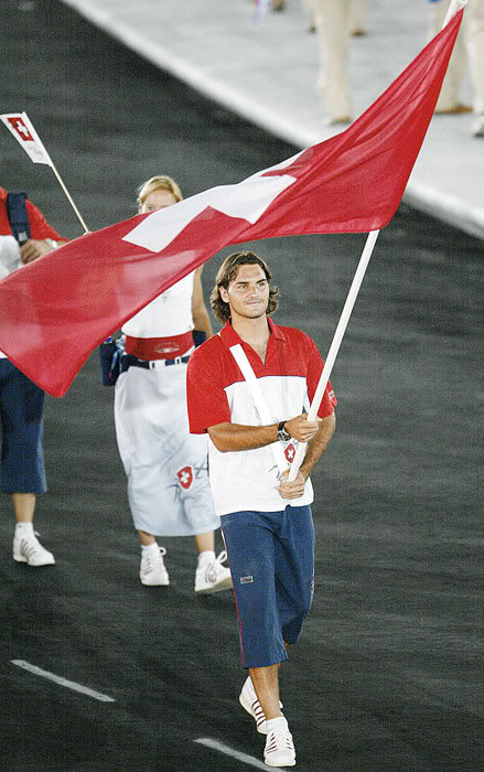 Roger Federer y los JJOO 025734755