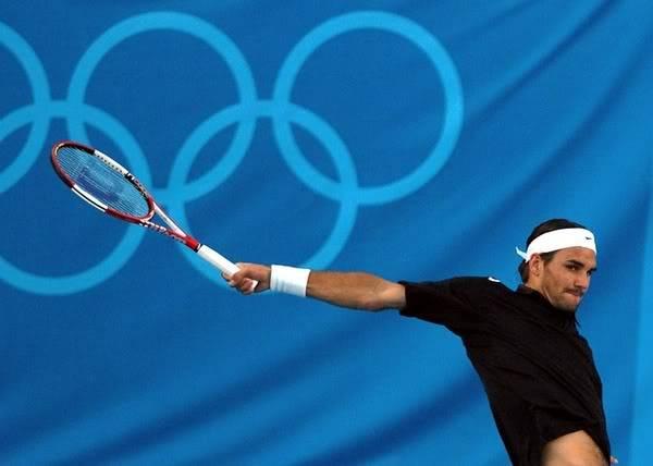 Roger Federer y los JJOO 025734773