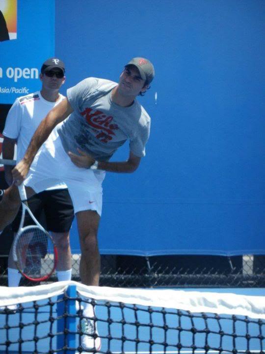 Australian Open 2012 (Melbourne) 16 - 29 Enero  - Página 6 406993_314581441919990_165795846798551_956145_985349365_n