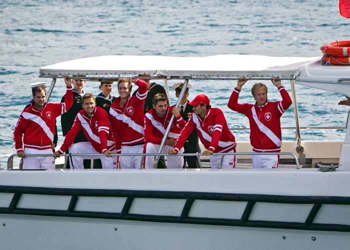 Play Off Grupo Mundial Australia Vs Suiza, Sidney de 16 al 18 de Septiembre. 64289