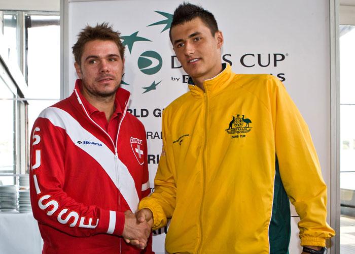 Play Off Grupo Mundial Australia Vs Suiza, Sidney de 16 al 18 de Septiembre. 64290