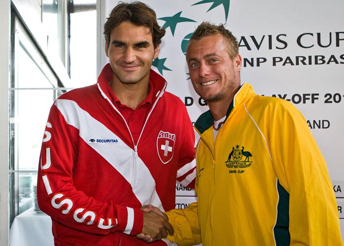Play Off Grupo Mundial Australia Vs Suiza, Sidney de 16 al 18 de Septiembre. 64291