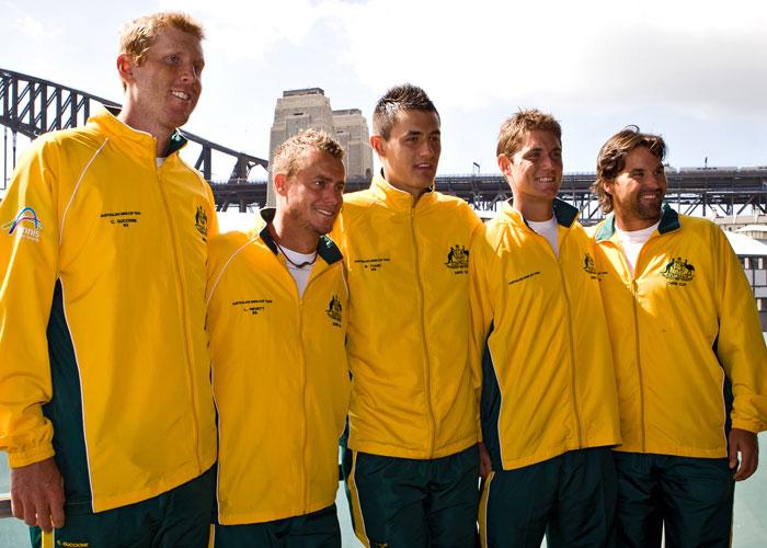 Play Off Grupo Mundial Australia Vs Suiza, Sidney de 16 al 18 de Septiembre. 64293