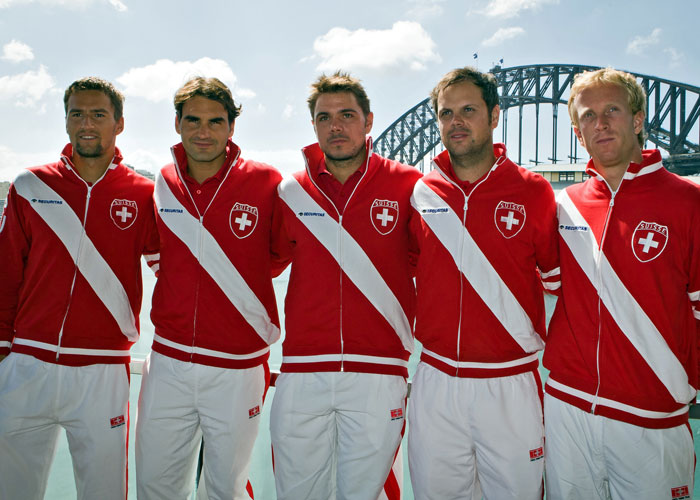 Play Off Grupo Mundial Australia Vs Suiza, Sidney de 16 al 18 de Septiembre. 64296