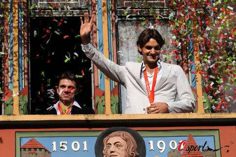 Roger Federer y los JJOO Olympics2008-140