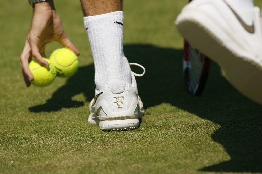 Los pies de Roger. Roger791