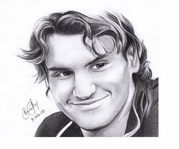 Dibujos de Roger Federer - Página 2 Roger894