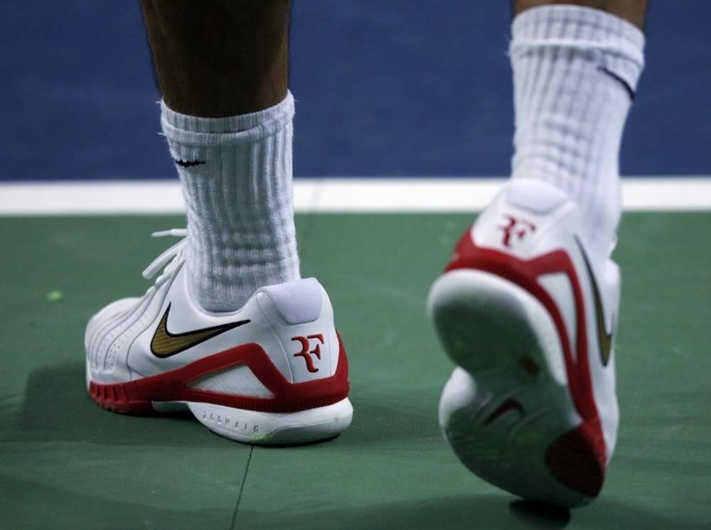 Los pies de Roger. Roger948