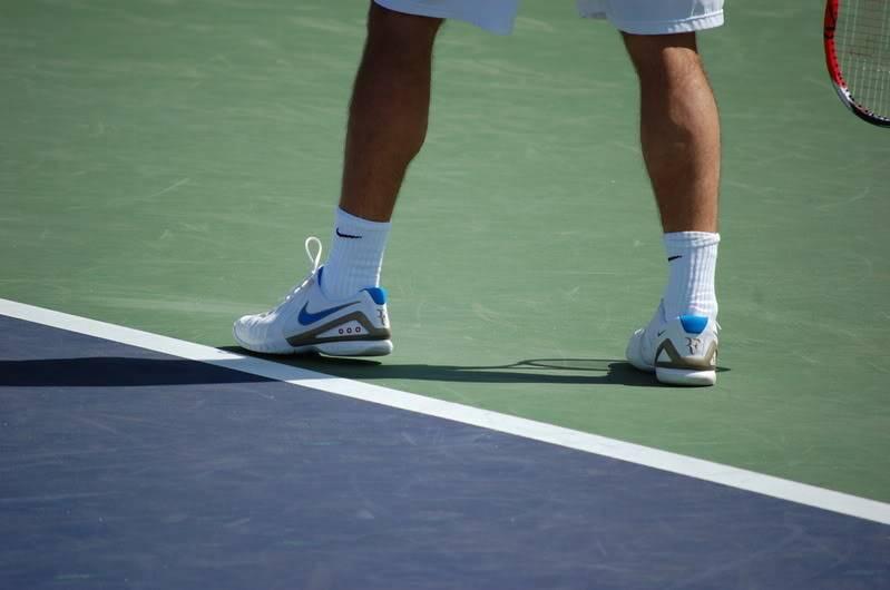 Los pies de Roger. Roger960