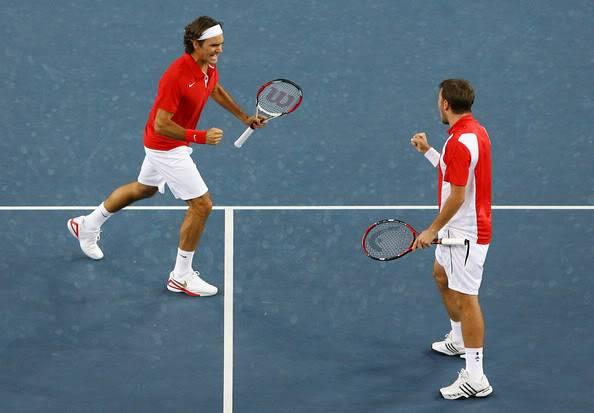 Stanislas Wawrinka y Roger Federer - Página 2 RogeryStan10