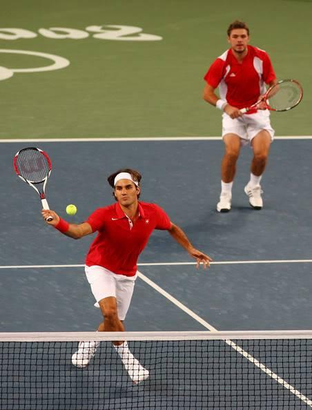 Stanislas Wawrinka y Roger Federer - Página 2 RogeryStan14