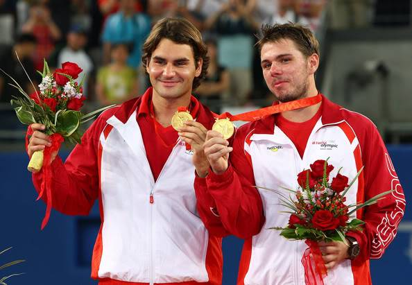 Stanislas Wawrinka y Roger Federer - Página 2 RogeryStan15