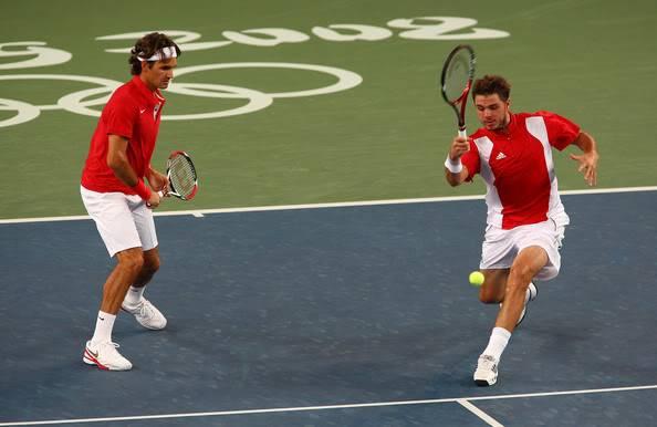 Stanislas Wawrinka y Roger Federer - Página 2 RogeryStan17