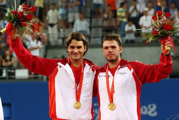 Stanislas Wawrinka y Roger Federer - Página 2 RogeryStan19