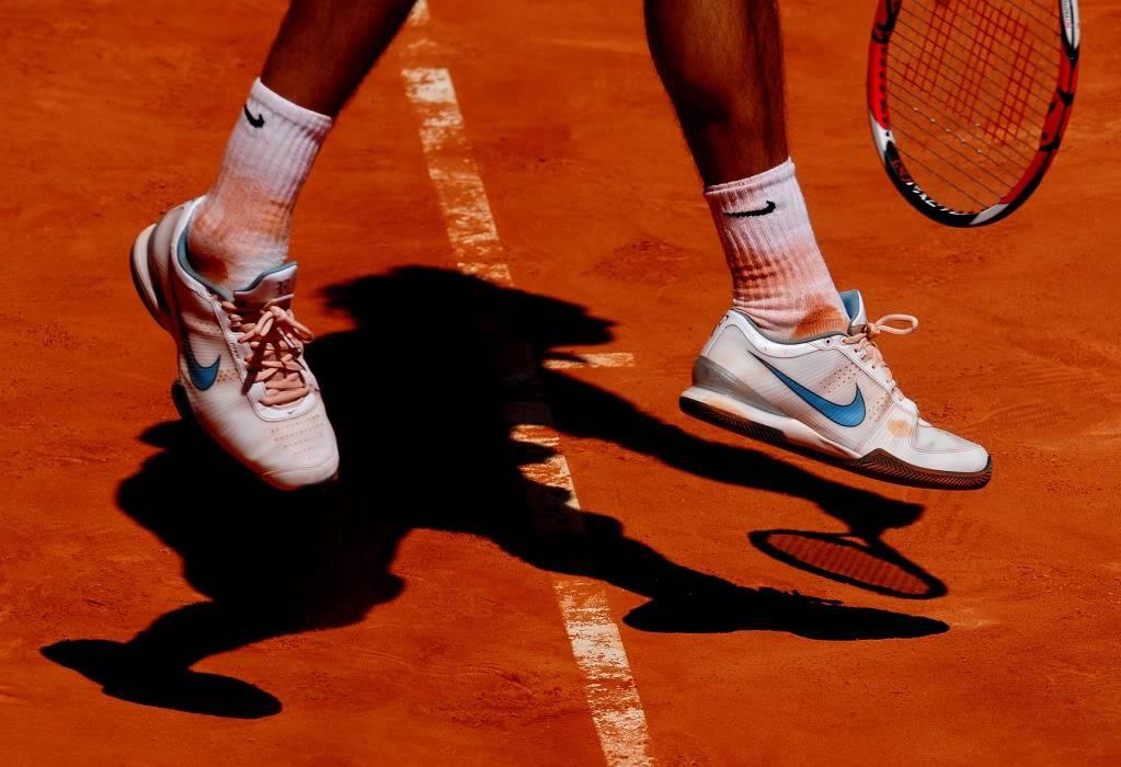 Los pies de Roger. Madrid090515qfmisc07