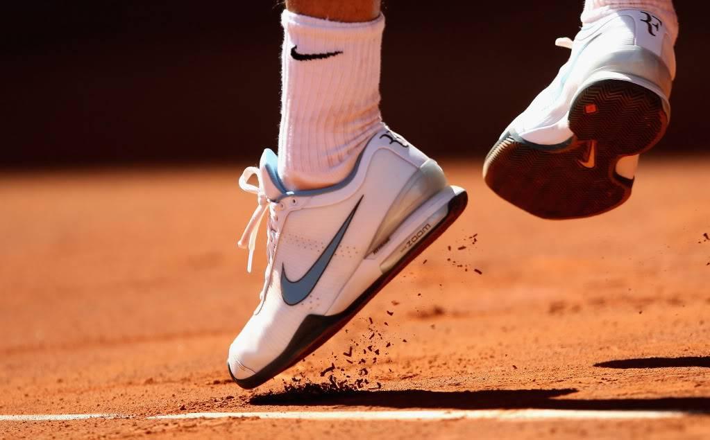 Los pies de Roger. Madrid090517finalmisc02