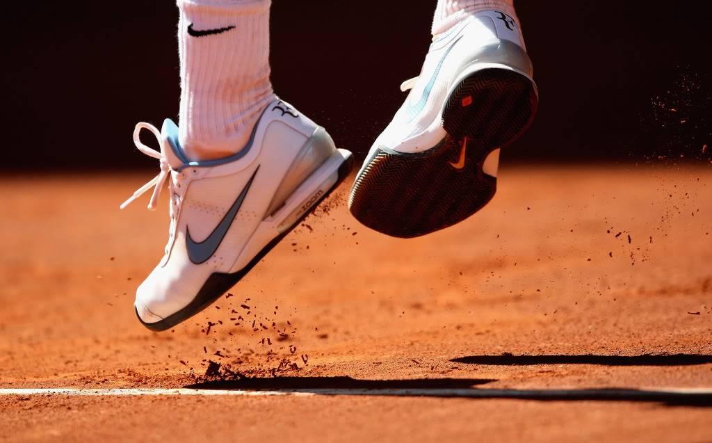Los pies de Roger. Madrid090517finalmisc03