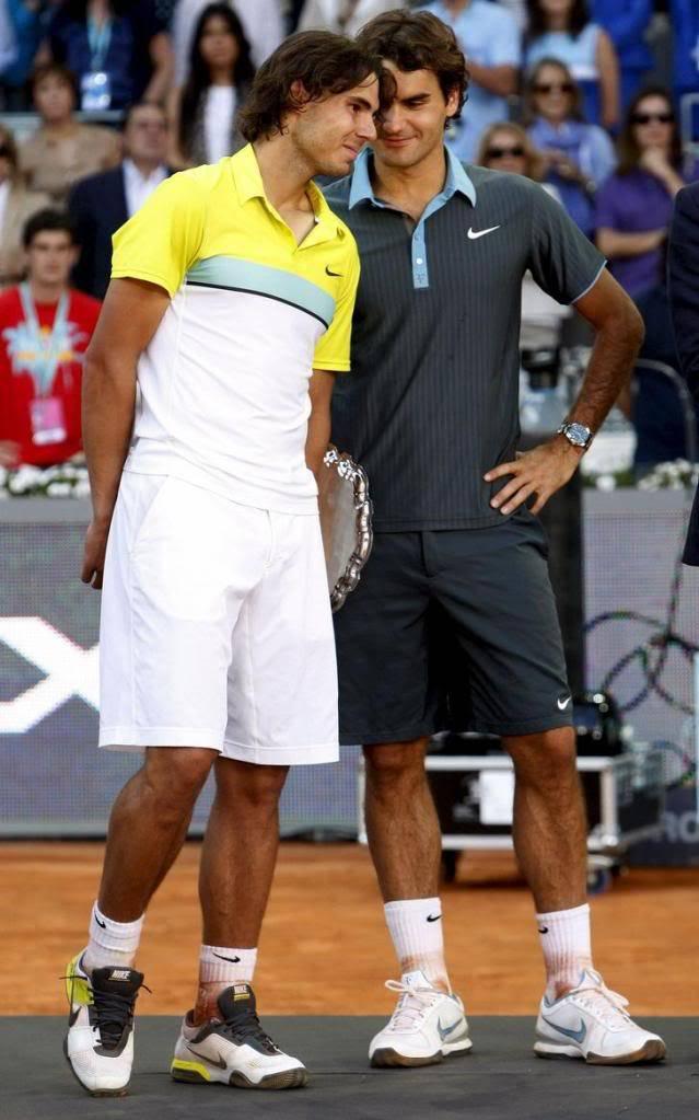Roger y Rafa Nadal - Página 3 Madrid090517trophypair15