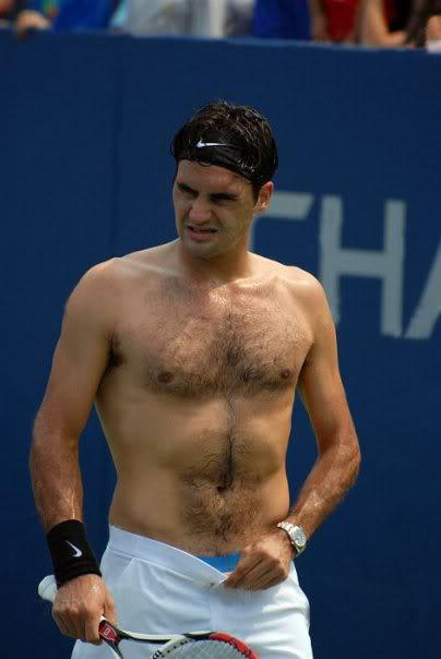 Votemos:¿Cual es la foto más sexy de Roger? - Página 3 Roger399