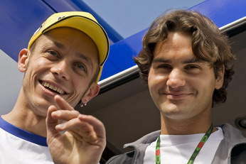 Roger y Valentino Rossi. RogeryValentino2