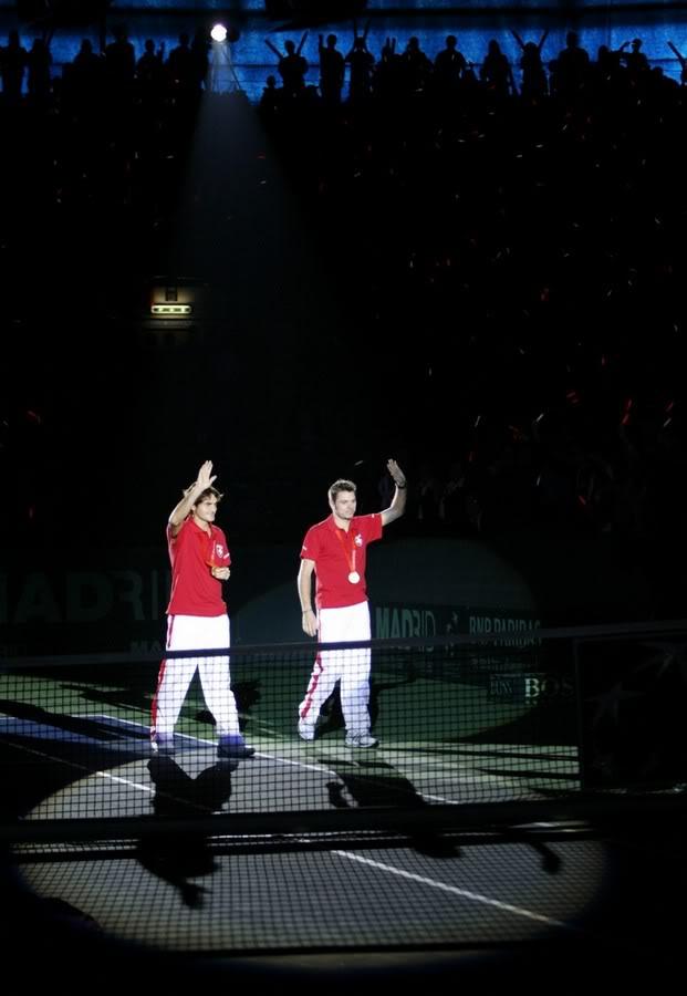 Roger Federer y los JJOO Davis080920wgpoceremony01