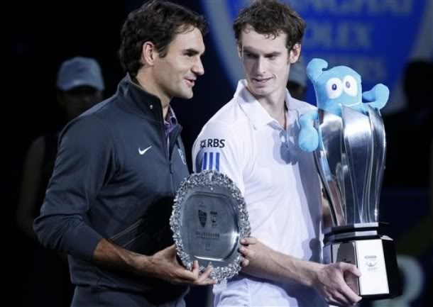 Roger y Andy Murray Dl-1136