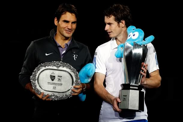 Roger y Andy Murray Dl-1528