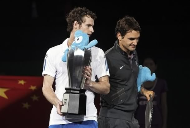 Roger y Andy Murray Dl-1591