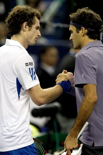 Roger y Andy Murray Dl-1672