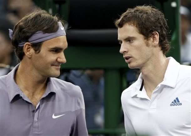 Roger y Andy Murray Dl-2377
