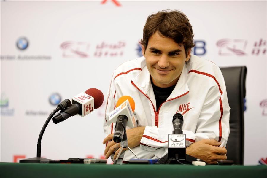 Votemos:¿Cual es la foto más sexy de Roger? - Página 3 Doha100104wpress10