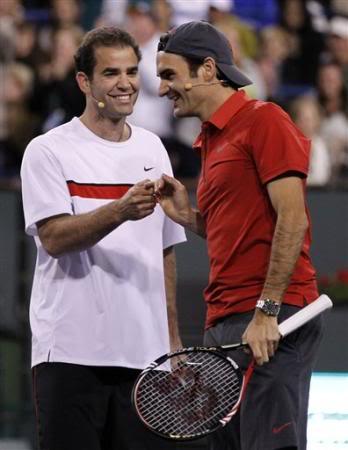 Sampras y Federer L4357133