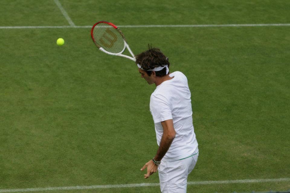 Wimbledon (Inglaterra); Del 25 de Junio al 8 de Julio; Grand Slam 303539_414254355284988_221769788_n