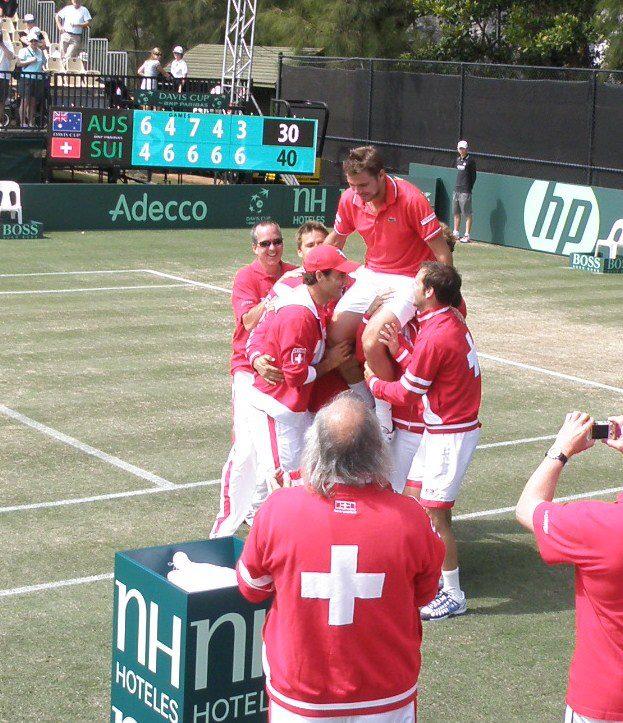 Swiss Davis Cup Team!! 303960_251512291559196_217916791585413_791594_1964348984_n
