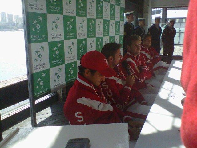 Swiss Davis Cup Team!! 309289_249659031744522_217916791585413_784035_140987891_n