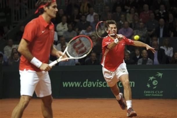 Stanislas Wawrinka y Roger Federer - Página 4 610x