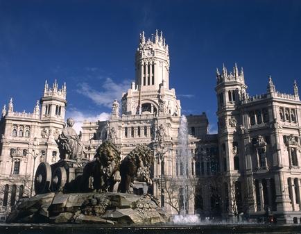 Masters 1000, Madrid 2012 del 7 al 13 de Mayo Cibeles_Madrid_Spain