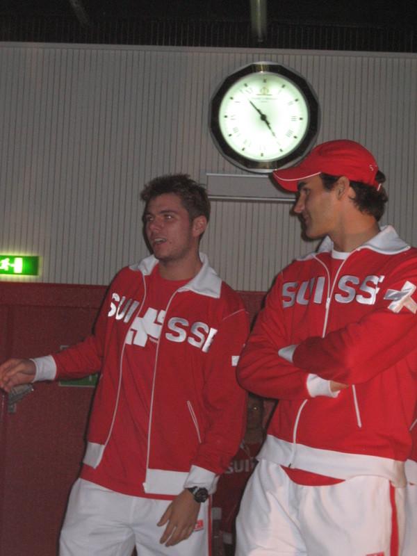 Stanislas Wawrinka y Roger Federer - Página 4 DavisCup2006-164