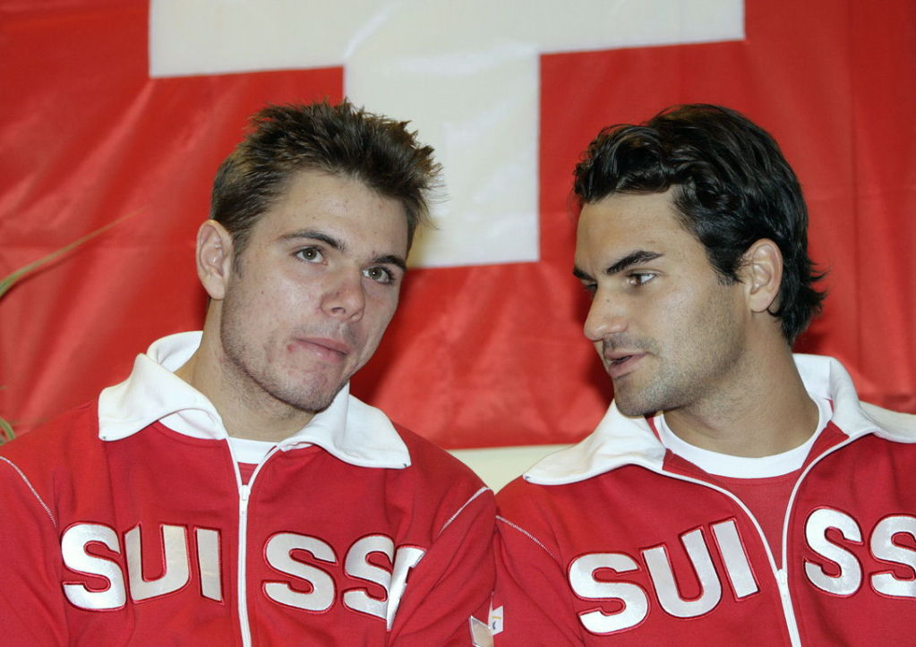 Stanislas Wawrinka y Roger Federer - Página 4 DavisCup2006-44