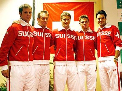 Swiss Davis Cup Team!! DavisCup2006-46