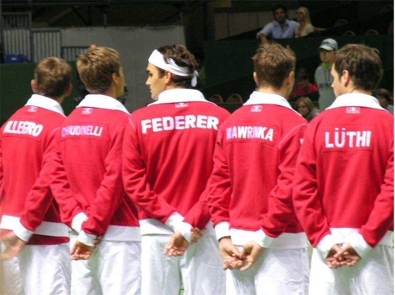 Swiss Davis Cup Team!! DavisCup2006-91